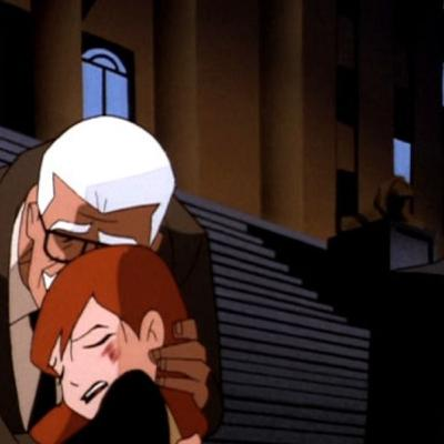 I'm Batman Episode 96: OVER THE EDGE  Batman TAS Episode 96