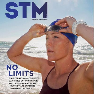 "Episode 21 - Bec Johnson - Type 1 Diabetes Ultramarathon Swimmer and all-round ""powerhouse"""
