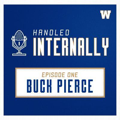 Episode 1 - Buck Pierce