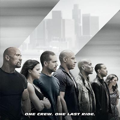 Furious 7 (2015) - Movie Review! #366