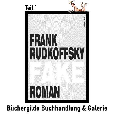 """Frank Rudkoffsky liest aus """"Fake"""" (Teil 1)"""