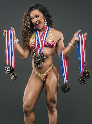 137 ~ Tanji Johnson ~ Fitness and Wellness Coach