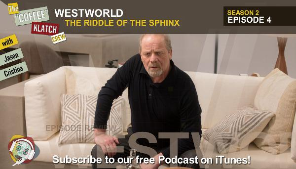 WW – Westworld S2 E4 The Riddle of the Sphinx - Westworld