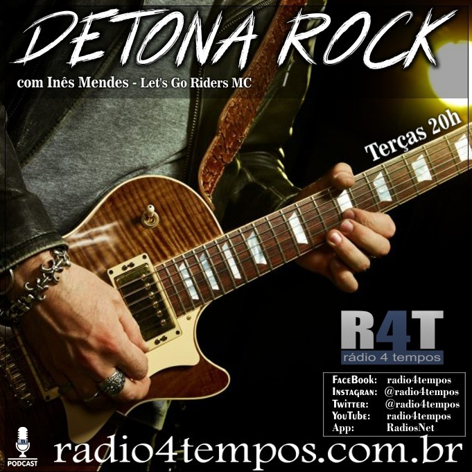 Rádio 4 Tempos - Detona Rock 30:Rádio 4 Tempos