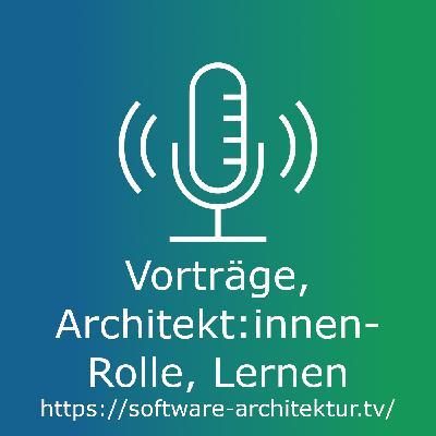Vorträge, Architekt:innen-Rolle, Lernen