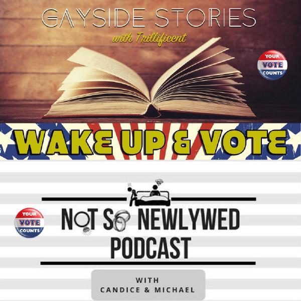WAKE UP & VOTE