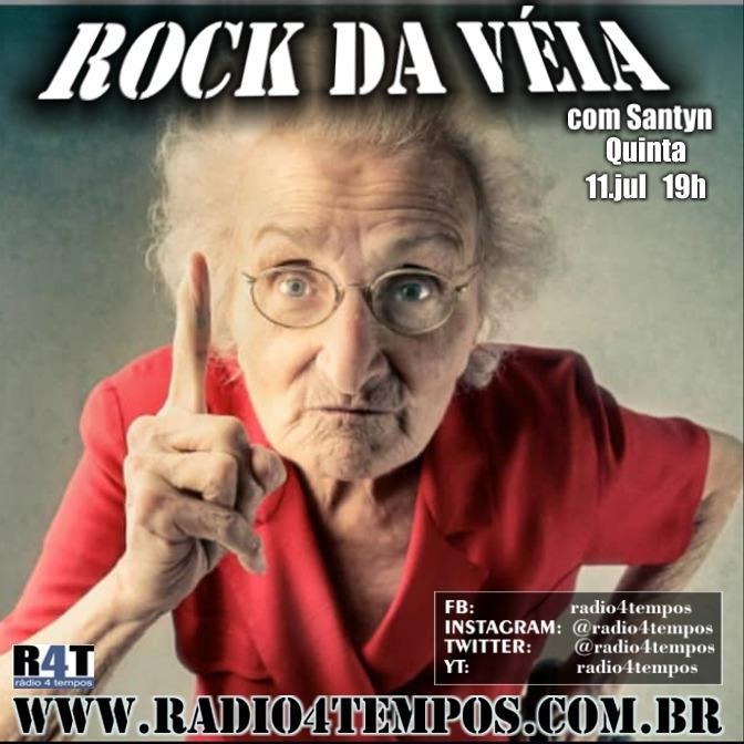 Rádio 4 Tempos - Rock da Véia 63:Rádio 4 Tempos