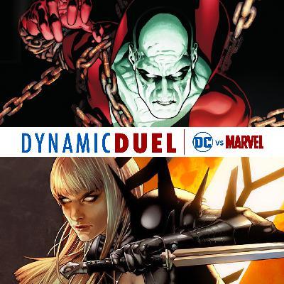 Deadman vs Magik