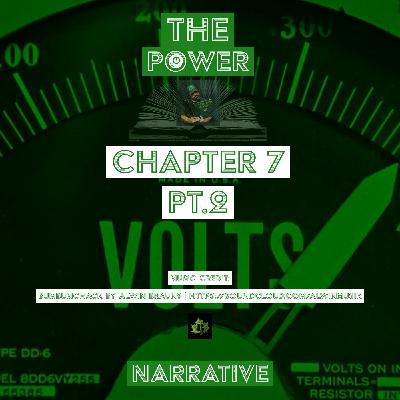 Chapter 7 pt.2: A lie told & A lie believed
