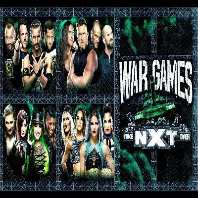 Wrestling Geeks Alliance - NXT War Games Preview