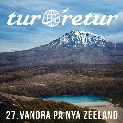 Vandra på Nya Zeeland