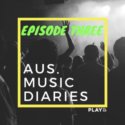 Episode Three: Tram Cops, Don't Text Ur Ex, Alexander Biggs, Kwame, CLYPSO, Basil's Kite