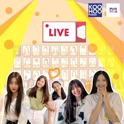 FANDOM - EP085 BNK48 รุ่น 3 Live สดมาแล้วจ้า 📢