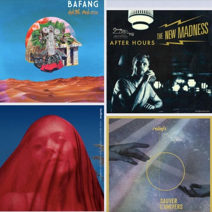 Top 10 des sorties d'albums du 27/11/20 pop/folk/rock/electro/jazz/funk/soul #113
