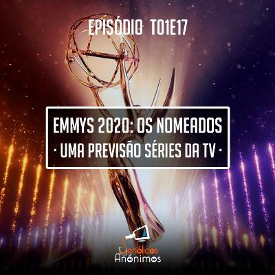T01E17 - Emmys 2020: Os Nomeados (Uma Previsão Séries da TV)