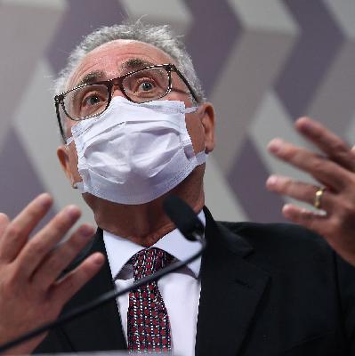 Detalhes do relatório final da CPI; Auxílio Brasil é anunciado; e 50% da população totalmente vacinada