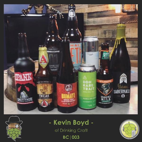 BC003: Kevin Boyd of Drinking Craft