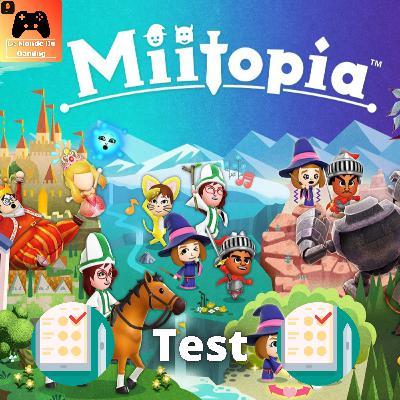 Episode 61 - Test de Miitopia sur Nintendo Switch