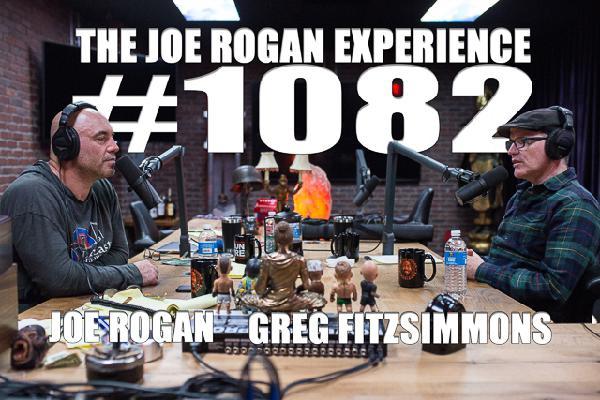 #1082 - Greg Fitzsimmons
