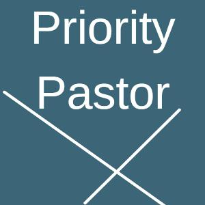 PPX266 Five Habits for Pastors Working from Home