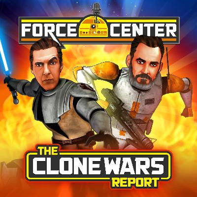 Heroes on both sides -- The Power of Padme Arc - The Clone Wars Report - EP 49