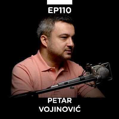 EP 110: Petar Vojinović, medijski preduzetnik, vazduhoplovni portal Tango Six - Pojačalo podcast