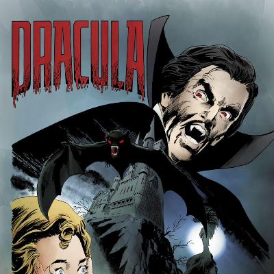 Comic Book Character Of The Month - Dracula - A Comic Book Reader's Guide