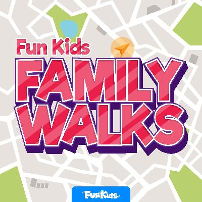City of London audio walks from Fun Kids Family Walks
