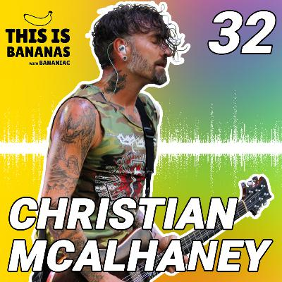 #32 This Life's Not About Me | Christian McAlhaney