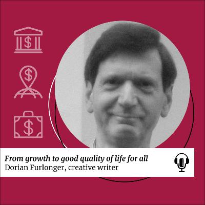SDG 8: From growth to good quality of life for all with Dorian Furlonger