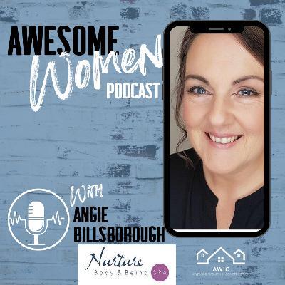 Angie Billsborough - Owner of Nurture Body and Being Spa