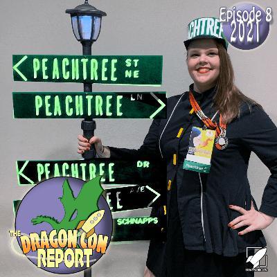 The 2021 Dragon Con Report Episode 8