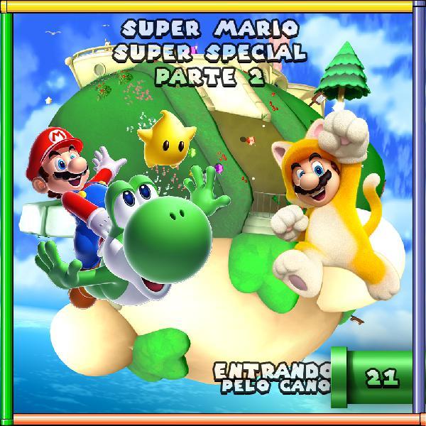 Super Mario Super Special, Parte 2