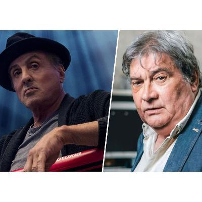 """Rocky : Alain Dorval, voix française de Sylvester Stallone, est l'invité de notre podcast """"Voix Ouf"""""""