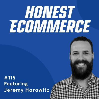 115 |  Outside-the-Box SMS Practices for your Brand | with Jeremy Horowitz