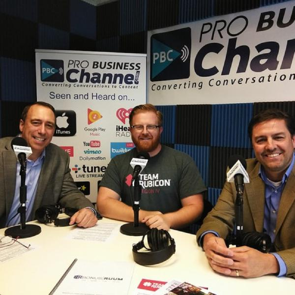 Team Rubicon and Bonus RUUM Discuss Humanitarian Aid and Disaster Relief on the Rich Hart Show