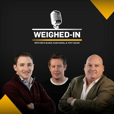 Weighed-In Episode 48: Lee've It Out
