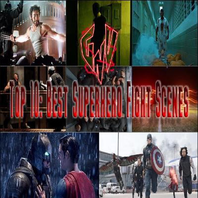 Top 10 Fight Scenes in Superhero Movies