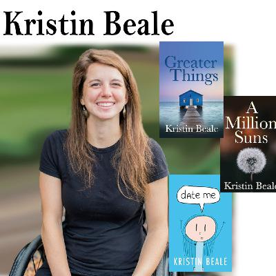 Harvey Brownstone Interviews Author, Athlete and Media Personality, Kristin Beale