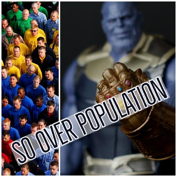 So Over Population [Part 1]