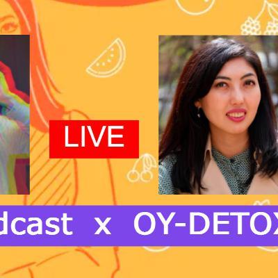 QazPodcast x OY-DETOX