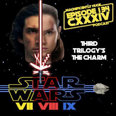 Episode 134 - Star Wars: VII-VIII-IX