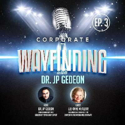 Episode 3 featuring Lee-Anne McAlear, International Innovation Expert - Corporate Innovation in Covid Times