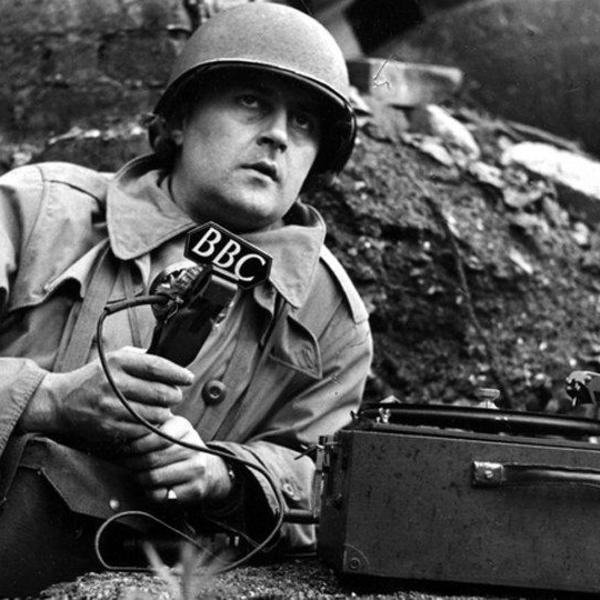 D-Day - Rare Recording of Complete CBS Radio Broadcast Day - June 6, 1944 - Part 10 - The Greatest Generation
