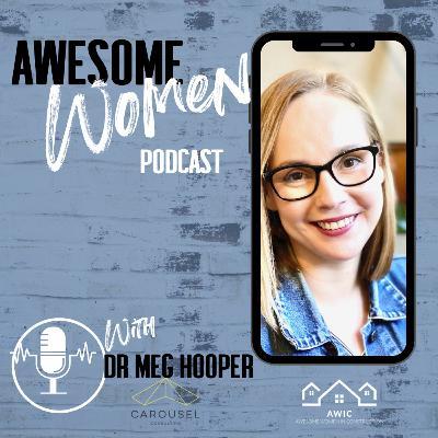 Dr Meg Hooper – Founder & Director of Carousel Consulting