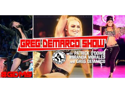 Greg DeMarco Show: The Rusev Lana Lashley Love Triangle (and more)