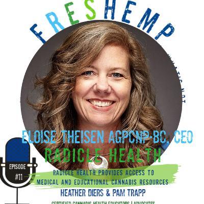 Teaching the Healers - Eloise Theisen with Radicle Health