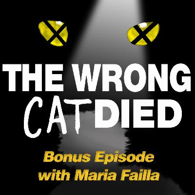 Ep5 - Maria Failla, booth singer traveling on the national tour