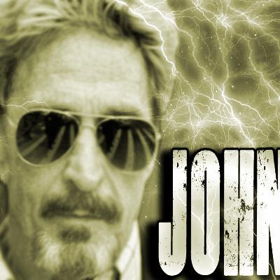 John McAfee - For The People By The People - Open Source Government