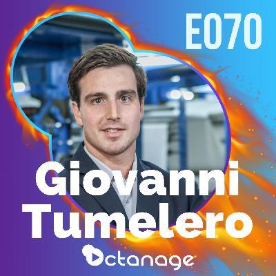 O Jornal na Era Digital e Sucessão Familiar com Giovanni Tumelero | Jornal do Comércio E070
